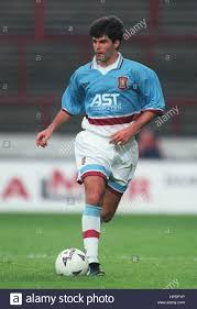 FERNANDO NELSON ASTON VILLA FC 24 July 1997 Stock Photo - Alamy