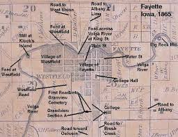 Some Early Fayette Area History and the Hill Entrance into Grandview