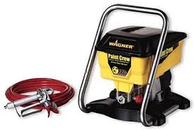Wagner Paint Crew Airless Sprayer 2800psi Plant Heavy Machinery Toolmates Hire