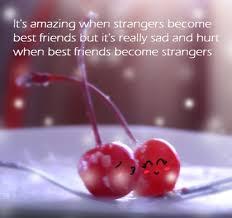 hope we won t become strangers i wish i i wish i might