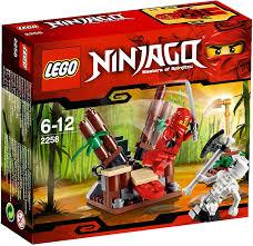 Amazon.com: LEGO Ninjago Ninja Ambush 2258: Toys & Games