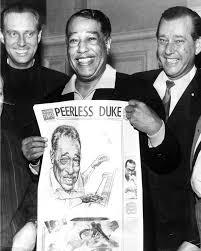 Duke Ellington, the 'selfish toymaker', 1967   HeraldScotland