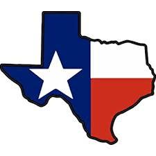 Amazon Com Lpf Usa Magnet Texas Shaped Texas Flag Magnetic Sticker Bumper Tx Car Texan Decal Automotive