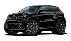 Fatcat Wall Graphics 2015 Jeep Srt 8 Wall Decal Graphic Poster Etsy