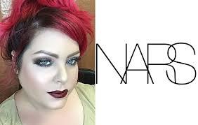 nars cosmetics rockin winter makeup