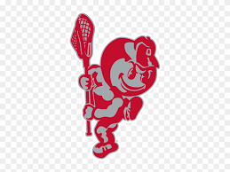 Picture Of Brutus Lacrosse Car Magnet Ohio State University Buckeyes Logo Vinyl Sticker 751 Free Transparent Png Clipart Images Download