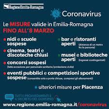Coronavirus, in Emilia Romagna altri 3 morti. I contagi sono 335 ...