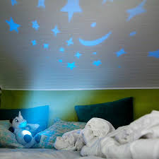Nursery Decor Plush Toy With Ceiling Projector Lights Musical Led Night Light Glowing Star And Moon Sleeping Time Show For Baby And Toddler Kids Room Decor Bee Uniconre Com