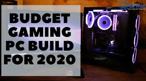 Budget Gaming PC Build for 2020 -