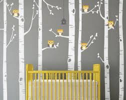 Baby Nursery Decals Family Tree Decals And By Simpleshapes On Etsy