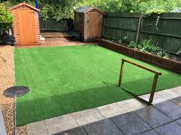 artificial grass enfield fake lawn