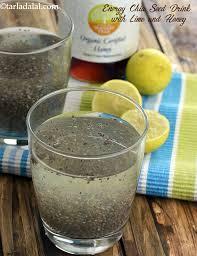 energy chia seed drink recipe chia