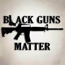2 Pack Black Guns Matter Ar15 Decal Sticker Nra Gun 2nd Amendment Trump Usa Ebay