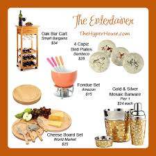 gift ideas for an enterner the