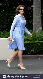 Lady Frederick Windsor, Sophie Winkleman on day thirteen of the Stock Photo  - Alamy