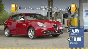 Alfa Romeo Giulietta Jtdm 2019 Prueba De Consumo Real
