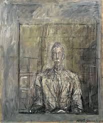 Alberto Giacometti - Portrait of Peter Watson [1953] | Flickr