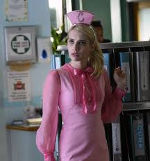 Emma Roberts as Chanel in Scream Queens ...