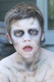 easy zombie makeup effects 11