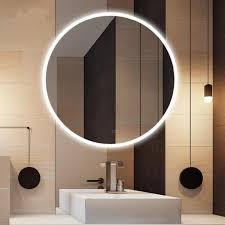 bathroom mirror light led light