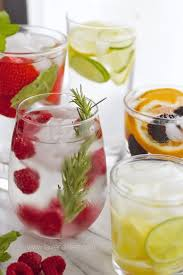25 detox water recipes flavored water