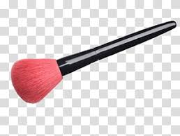 makeup brush set transpa background