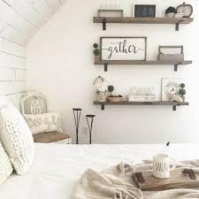 26 best farmhouse shelf decor ideas and