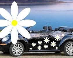 Flower Car Decal Car Decals Vinyl Flower Car Car Decals Stickers