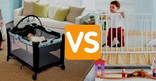crib vs pack n play choosing the right