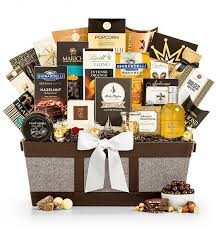 closing gift gift baskets concierge