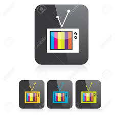 Vector Tv Icon. Online Tv Symbol. App Icon Royalty Free Cliparts, Vectors,  And Stock Illustration. Image 25118251.