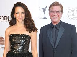 Sources: Kristin Davis Dating Oscar-Winning Writer Aaron Sorkin - E! Online