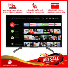 Android Tivi Sony 4K 49 inch KD-49X8500G - 49X8500G