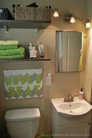 diy bathroom decoration styles