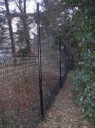 Deer Fence Installation Deer Fence Deer Resistant Garden Farm Fence
