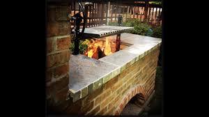 grill brick bbq smoker stop motion