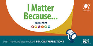 2020-2021 National PTA REFLECTIONS PROGRAM- call for entries! - Cupertino  PTSA