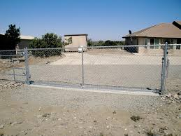 High Desert Chain Link Fence Gate Installation Services