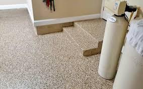 garage floor coating with double