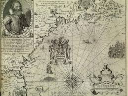 John Smith Coined the Term New England on This 1616 Map | History |  Smithsonian Magazine