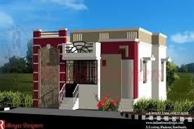 stylish 1300 sq ft house plans india