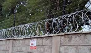Electric Fence And Razor Wire In Nairobi Pigiame