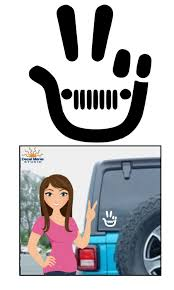 Jeep Wave Rounded Bottom