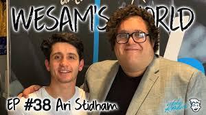Wesam's World #38- Ari Stidham - YouTube