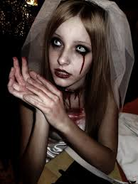 dead bride makeup google search