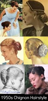1950s hairstyles 50s hairstyles from