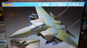 1 32 Revell F 15e Strike Eagle Kit With Bonus Fowler Decals 1814543403