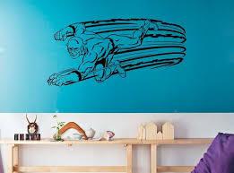 The Flash Wall Decal Dc Universe Superhero Vinyl Sticker Etsy