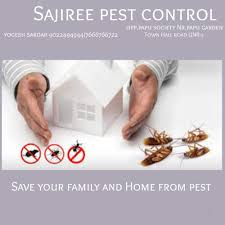 Sajiree Pest Control, Ulhasnagar No 3 - Residential Pest Control Services  in Thane, Mumbai - Justdial
