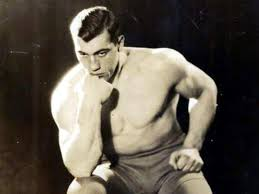 Crumbling Mountain: The Body of Primo Carnera - Bad Left Hook